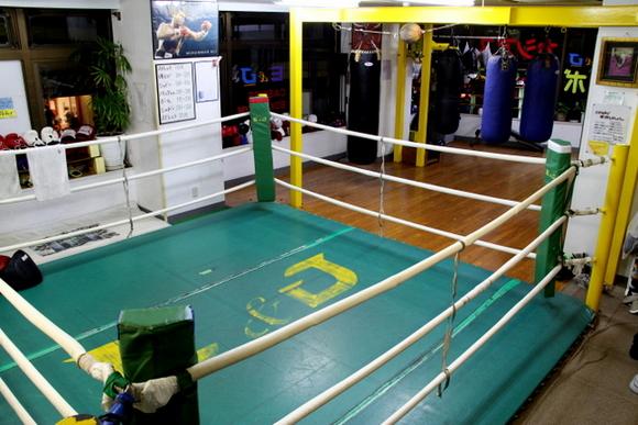 E&Jカシアス・ボクシングジム